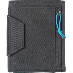 Lifeventure RFID Tri-Fold - Porte-monnaie - noir